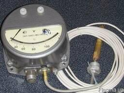 Манометрический термометр ТКП-160 сг
