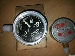 Манометры МТ-60УП(0-250кгс/см2)