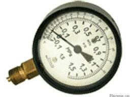 Манометры МТК 1кгс/см2, вакуумметры, мановакуумметры