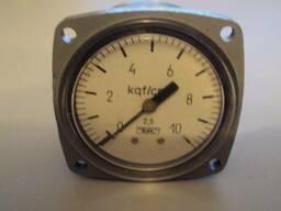 Манометры МТП-3М (0-10 кг/см2)