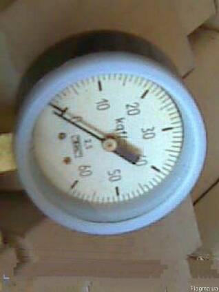 Манометры МТП1М-60кг/см2