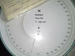 Манометры образцовые МО-1227, МО-11202