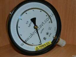 Манометры вакуумметр мановакуумметр точных измерений МТИф