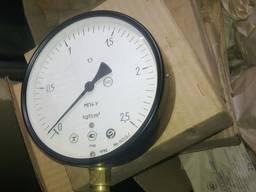 Манометры, вакуумметры, мановакуумметры МП4-У, ВП4-У, МВП4-У