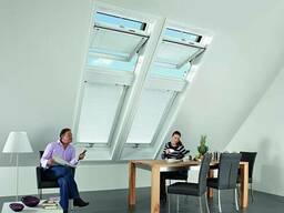 Мансардное окно Roto Designo R45 K RotoTronic EF 54х78 см