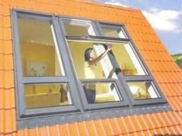 Мансардные окна и оконные блоки Fakro