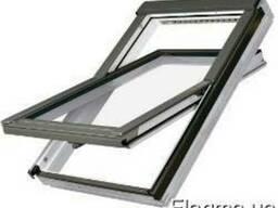 Мансардные пластиковые окна Fakro PTP