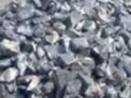 Марганец металлический, куски