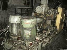 Машина для литва під тиском А711-07