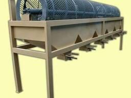 Машина для шлифовки семян тыквы Очиститель семян тыквы