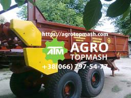 Машина для внесения органических удобрений ПРТ 10 / ПРТ 7