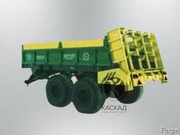 Машина для внесения удобрений МТО-7