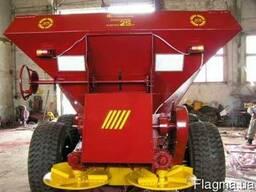 Машина для внесения удобрений МВУ-6