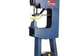 Машина для забивання зубчатих гайок Sigma Model 2598
