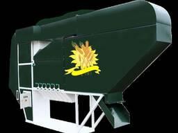 Машина очистки и калибровки зерна, 1-200 тонн в час. - фото 2