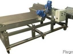 Машина-стеккер для сортировки и укладки печенья на ребро СТК