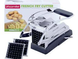 Машинка для нарезки картофеля фри соломкой Kamille KM-6511