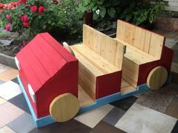 Машинки для игровых площадок от магазина подарков Domovitto