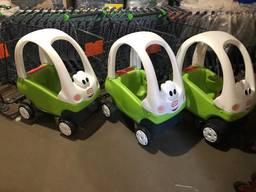 Тележка автомобиль для детей, на складе в Киеве