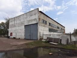 Машино тракторний парк, ферма, склад, ремонтний цех, АЗС