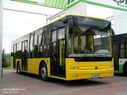 Машкомплекты стекол для пассажирского транспорта