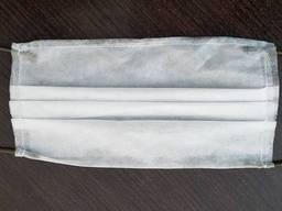 Маска из спанбонда 3-х слойная