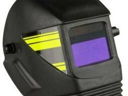 Маска сварщика автоматическим светофильтром хамелеон профі