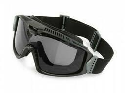 Маска защитная ESS Influx AVS Goggle черная