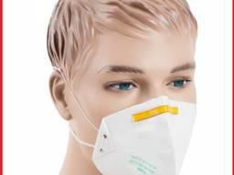 Маски N95 респираторные , маски ffp2, маски ффп2