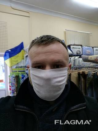 Марлевые маски защитные не медициские