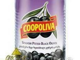 Маслины ж/б Coоpoliva