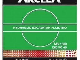 Масло Akcela CASE Excavator FLUID BIO гидравлическое 200л