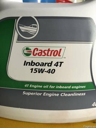 Масло Castrol Inboard 4T 15w40