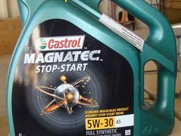 Масло Castrol Magnatec Stop-Start 5W-30 моторное, синтетика