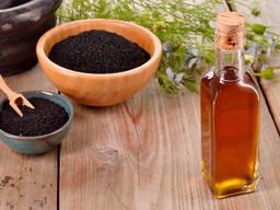 Масло чёрного тмина (калинджи)
