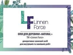 Масло для дерева ТМ Linnen Force