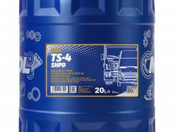 Масло для грузовых автомобилей и спецтехники 15W- 40 20л