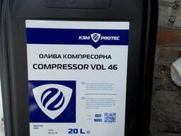 Масло для винтовых компрессоров VDL-46