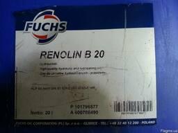 Масло гидравлическое редукторное Renolin Fuchs