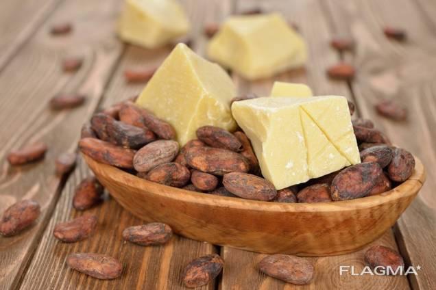 Масло какао натуральное холодного отжима