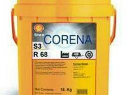 Масло компрессорное Shell Corena S3 R68 (20л. )