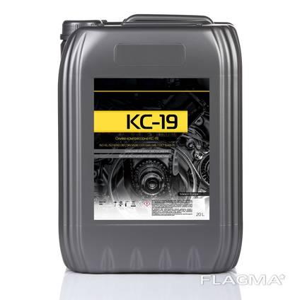 Масло КС-19 для поршневых компрессоров