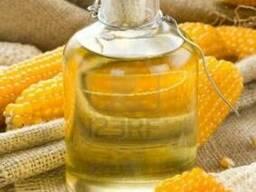 Масло Кукурузное раф. дезодорированное наливом. Опт. Экпорт