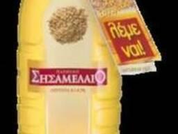 Масло кунжутное Греция 1 л