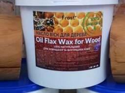 Льняне масло для обробки дерева льняне масло для дерева,