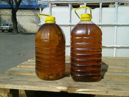 Льняное техническое масло