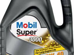 Масло Mobil Super 3000 X1 5W-40