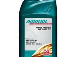 Масло моторное Addinol 5W-30 Mega Power C2 синтетическое 1л