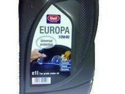 Масло моторное для 4-х тактных двигателей unil europa sae10w
