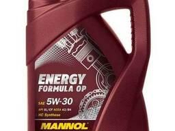 Масло моторное Mannol 5W-30 Energy Formula OP 5л